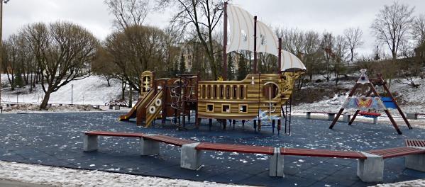 финский парк псков фото